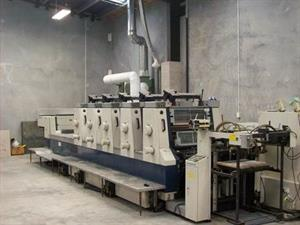 Picture of Komori Lithrone L526 II