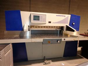 Picture of Wohlenberg 115 CUT-TEC