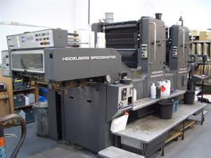Picture of Heidelberg Speedmaster 72 ZP