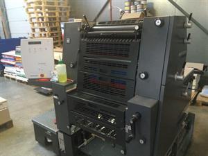Picture of Heidelberg Printmaster PM GTO 52-1