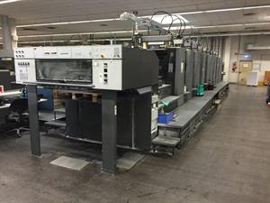 Picture of Heidelberg Speedmaster SM 102-10P S