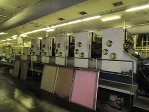 Picture of Komori Lithrone L544+C