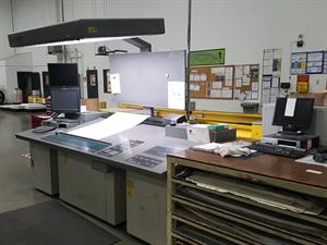Picture of Komori Lithrone L644+C