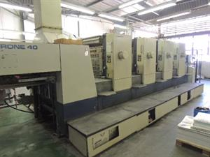Picture of Komori Lithrone L440