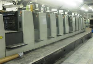 Picture of Komori Lithrone NL1028P