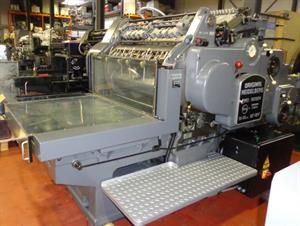 Picture of Heidelberg SBBZ Cutter and Creaser