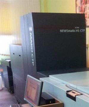 Picture of ECRM NewsMatic HS CTP