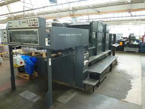 Picture of Heidelberg Speedmaster 102 ZP
