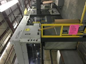 Picture of Bobst SP102E