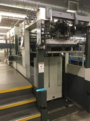 Picture of Bobst SP102CE