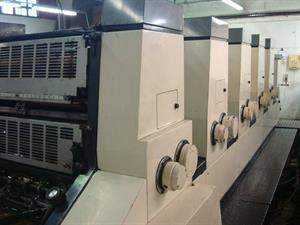 Picture of Komori Lithrone L-26