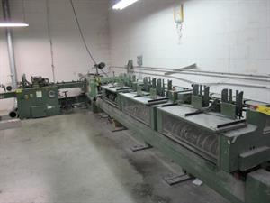 Picture of Muller Martini MINUTEMAN 321 SADDLE STITCHER