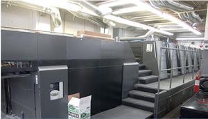 Picture of Heidelberg Speedmaster XL 105-5+L