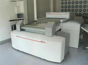 Picture of Glunz & Jensen AGFA CtP System Excalibur