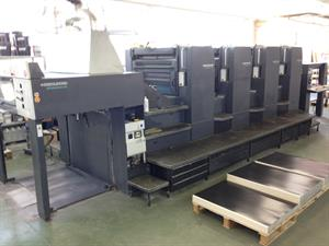 Picture of Heidelberg Speedmaster SM 102-4P