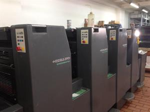 Picture of Heidelberg Speedmaster SM 52-5P