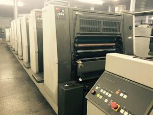 Picture of Komori Lithrone SX 629+C