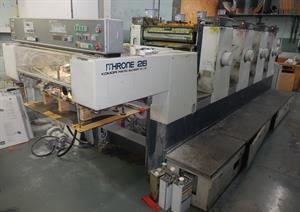 Picture of Komori Lithrone L426 II