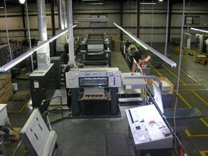 Picture of Heidelberg Speedmaster CD 102 S