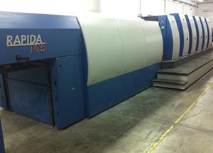 Picture of KBA Rapida RA105-5+L