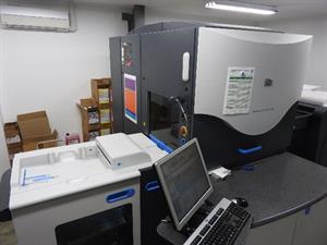 Picture of HP (Hewlett Packard) Indigo 3550