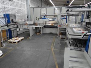 Picture of Wohlenberg 137 Cut-Tec / BASA
