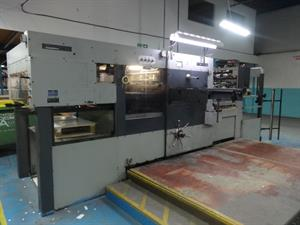 Picture of Bobst Bobst SP 102 E