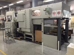 Picture of Bobst (1984)  SP 102-E Diecutter