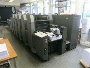 Picture of Heidelberg Speedmaster SM 52-5P+LX