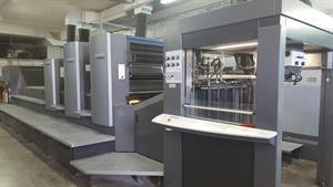 Picture of Heidelberg SM 102-2 P+ LX (Hybrid)