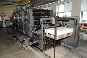 Picture of Heidelberg SM 102VP