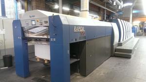 Picture of KBA Rapida RA106-5+LX (PWVA)