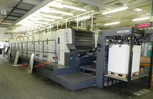 Picture of Manroland MAN Roland R 710-3B P HiPrint