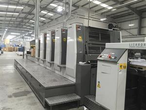 Picture of Komori LITHRONE LS429C (H)