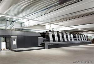 Picture of Heidelberg Speedmaster XL 105-10P+LX