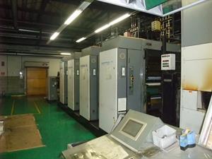 Picture of Komori LR-435/546