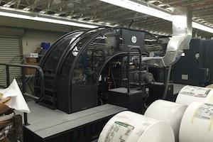 Picture of HP (Hewlett Packard) T230 Inkjet Web