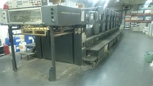 Picture of Heidelberg Speedmaster CD 102 F+L