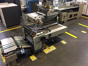 Picture of Stahl Series 1400 4/4/4 Folder