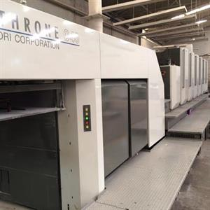 Picture of Komori Lithrone L640+C