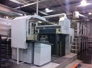 Picture of Komori SP 544