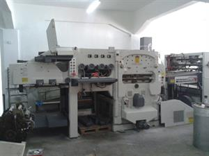 Picture of Bobst SP 1260 E BM