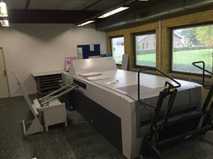 Picture of Heidelberg Suprasetter 105 CTP 2009 !