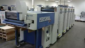 Picture of KBA PERFORMA 74 5
