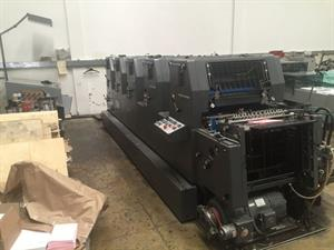 Picture of Heidelberg 1990  GTOFP 52 5 colour 2+3 Perfecting CPC 102