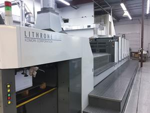 Picture of Komori LSX 529+CX
