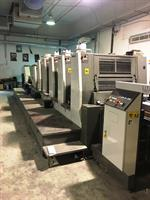 Picture of Komori LITHRONE LS 529 + C