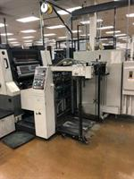 Picture of Komori Lithrone L528+C EH