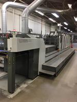 Picture of Komori LSX529 + Coater