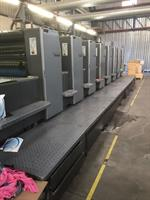 Picture of Heidelberg SM 74 8 P5 Year 2000